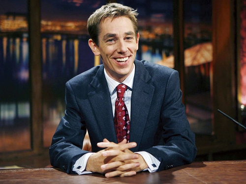 Tubridy will take over as the new Late Late presenter