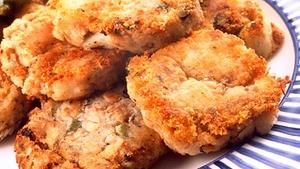 Richard Corrigan's Salmon Fishcakes