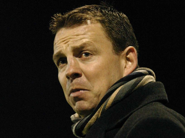 Waterford United boss Gareth Cronin saw his side gain a crucial point in the promotion race