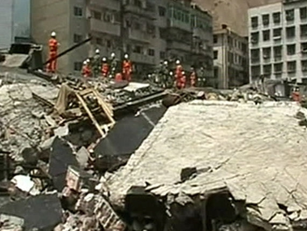 China - Over 29,000 people still missing after quake