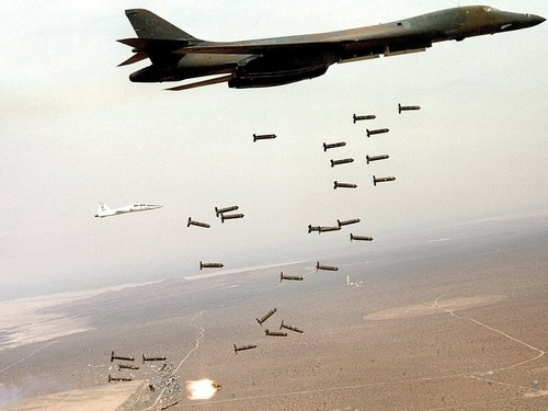 Cluster bombs - International conference to call for ban on use