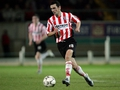 Derry City 2-0 Liffeys Pearse