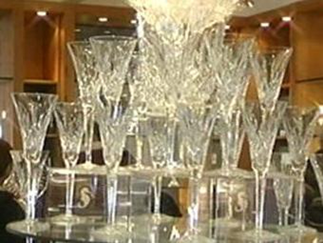 Waterford Crystal - Job cuts sought