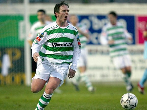 Dessie Baker's side could not get past Cobh's defence