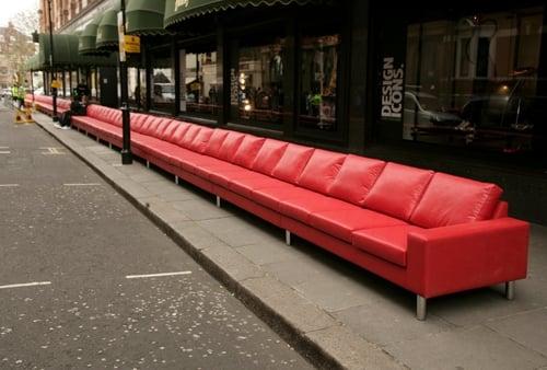 Merveilleux Worldu0027s Longest Sofa   Settles Down In Dublin This Weekend