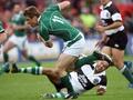 Barbarians 14-39 Ireland