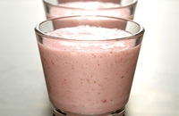Smoothie à la Eva - Fancy a healthy smoothie at just 140 calories?