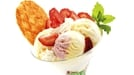Strawberry Sundae - A quick treat!