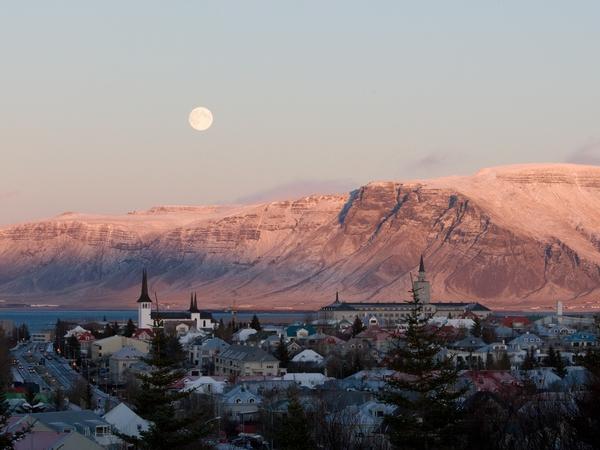 Reykjavik - IMF agrees loan