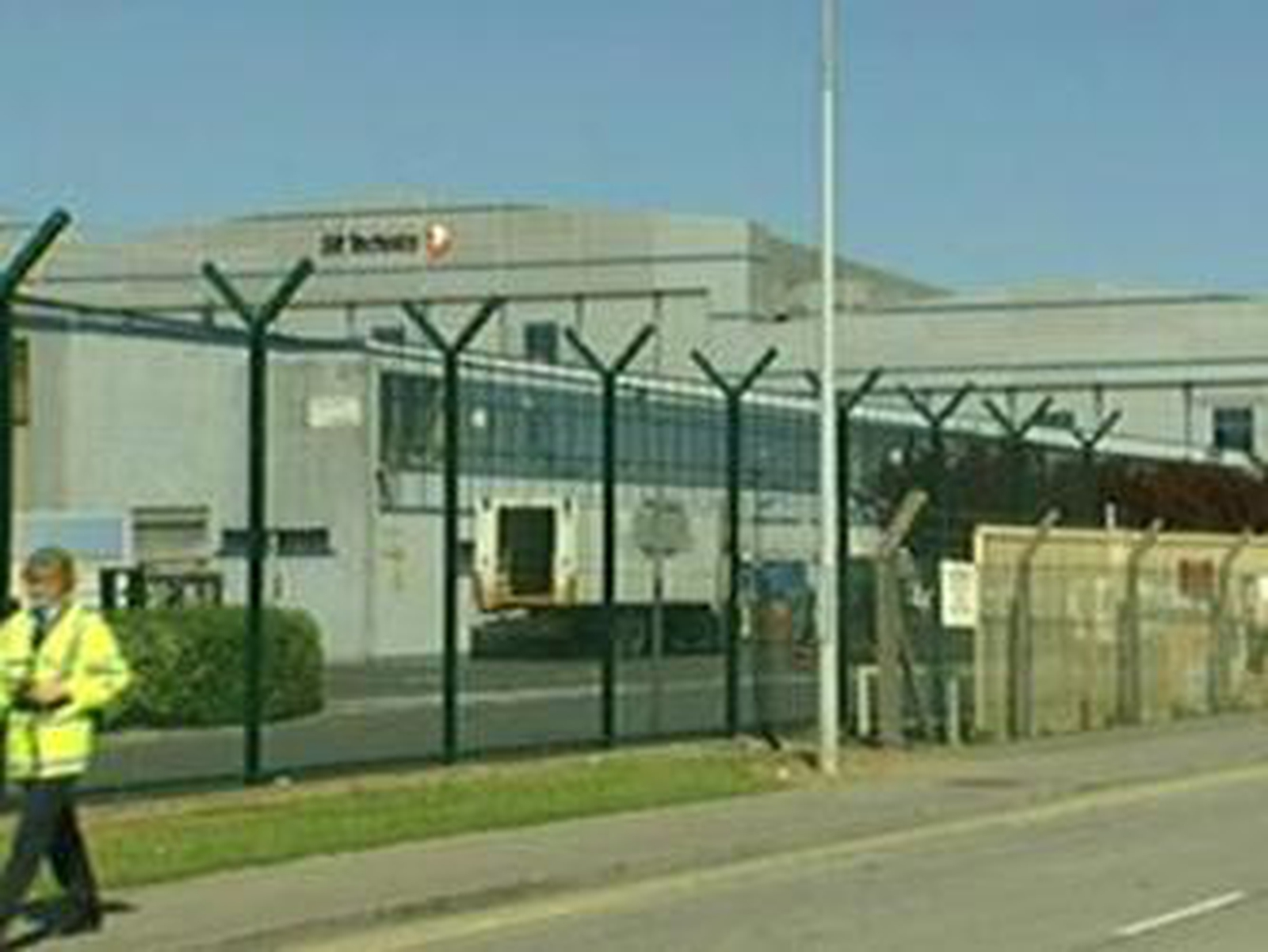 Firm to open at SR Technics site