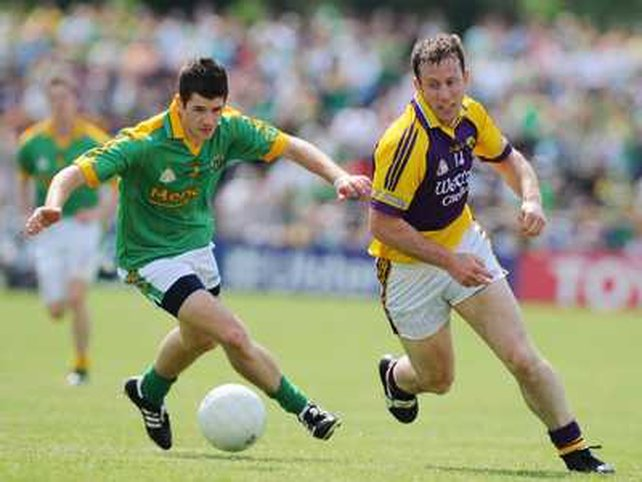 Wexford, having trailed by ten points at half-time, came storming back to edge out Meath