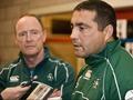 Irish team arrive in New Zealand