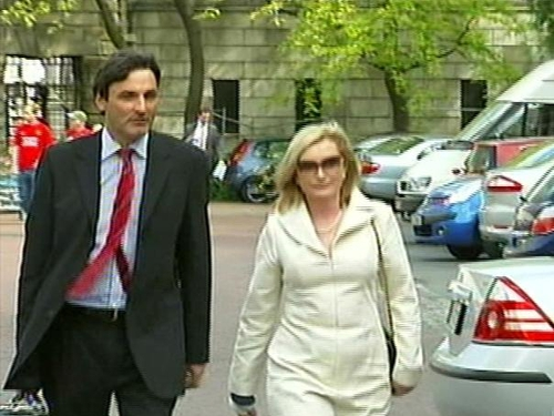 Celia Larkin - Bertie Ahern gave her a short-term loan this year