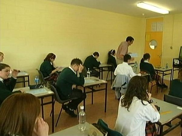 Exams - 115,000 second level students facing examinations
