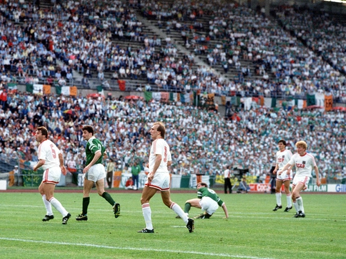 Ronnie Whelan's volley v the Soviets