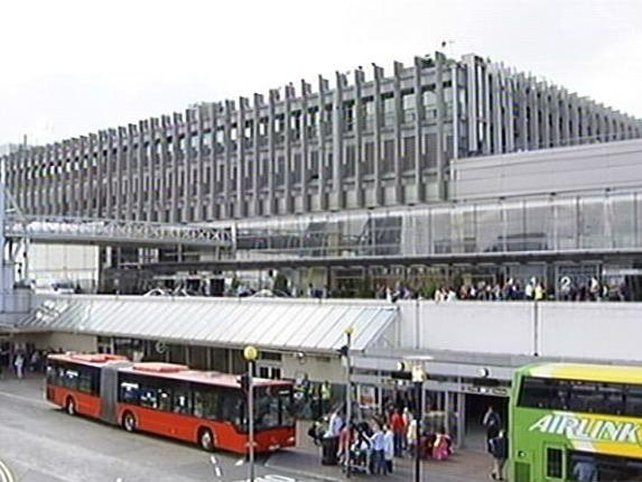 Dublin Airport - SIPTU branch served notice