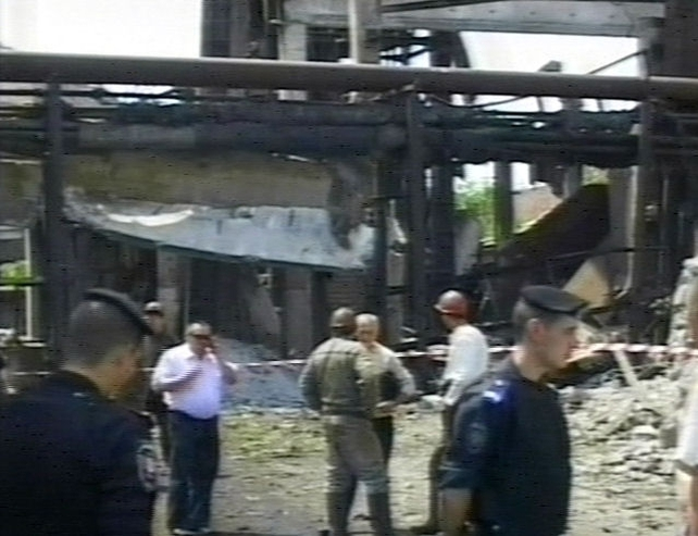 Donbass - Dozens missing after explosion