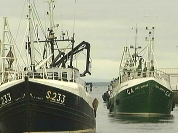 Fishing - Concerns over industry