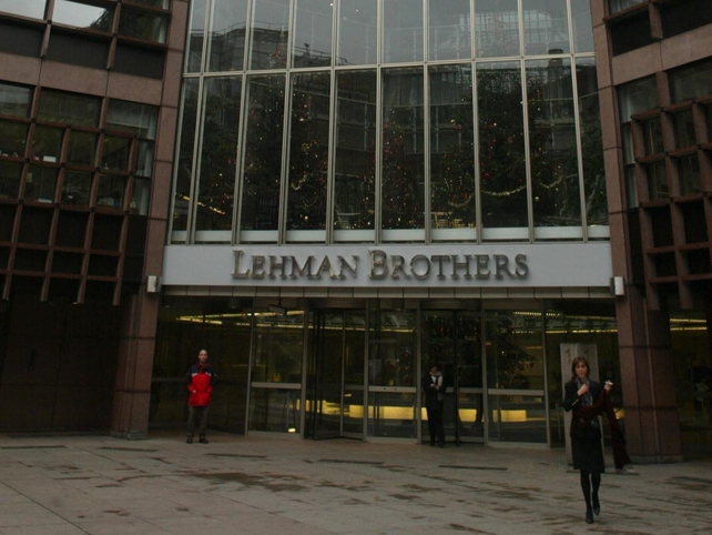 Lehman Brothers - Buyer could not be found