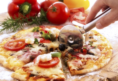 Pizza boom - First quarter sales up over 9%