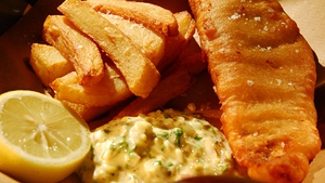 Richard Corrigan's Fish and Chips with Homemade Tartar Sauce