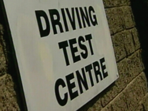 Driving test - Waiting times fall to about ten weeks