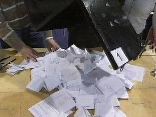 Vote - Lack of information cited by No voters