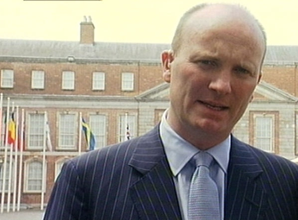 Declan Ganley - Need to address democratic deficit in Europe