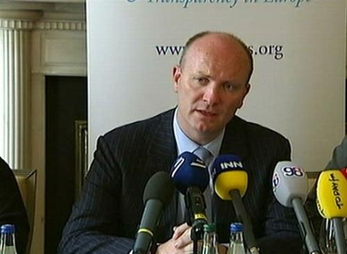 Declan Ganley - Libertas report 'substantially correct'