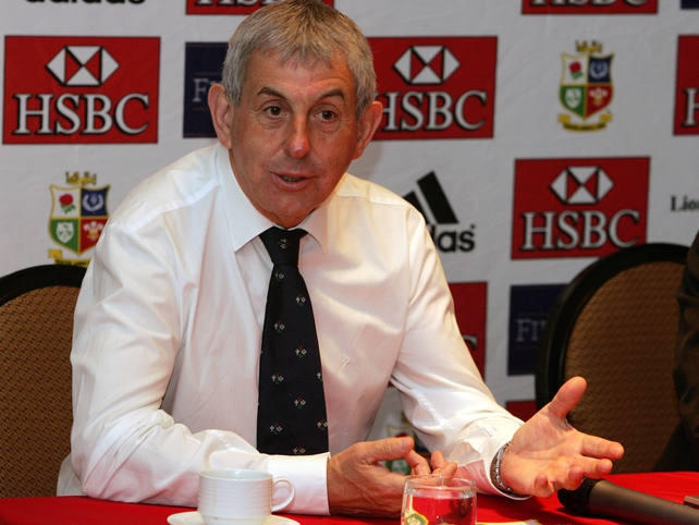 Ian McGeechan is already plotting next summer's Lions tour of South Africa