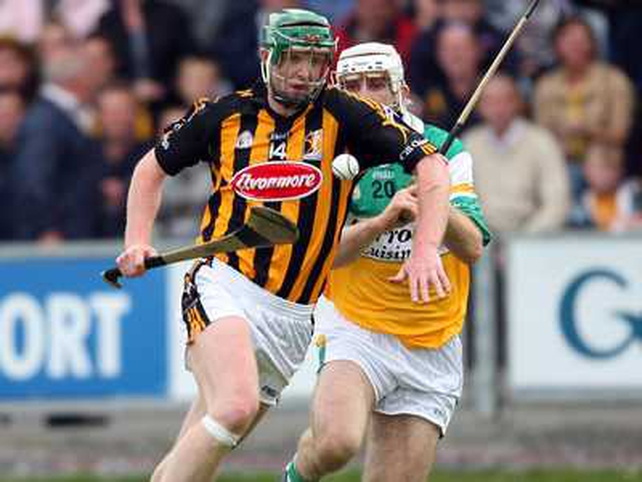 Henry Shefflin was in fine form after his recent return from injury