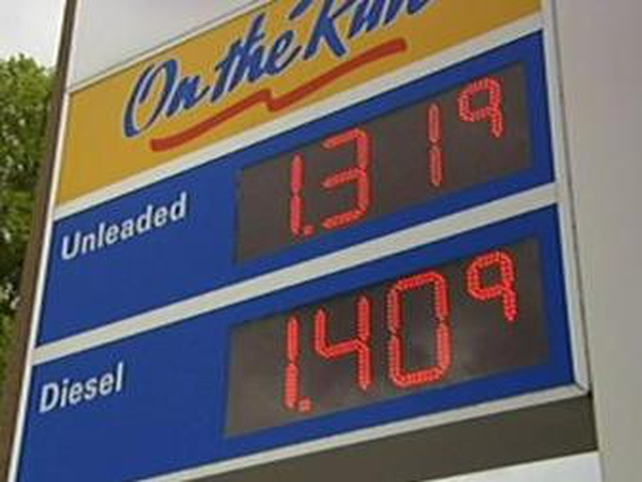 Petrol prices - Main factor in fall
