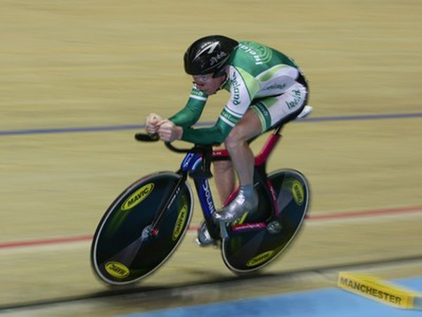 David O'Loughlin performed well at the World Championships