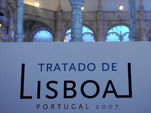 Lisbon Treaty - Weak Yes campaign