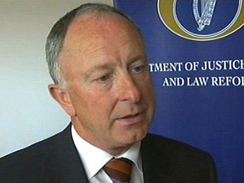 Dermot Ahern - Blames 'profound systems failure' for visa error