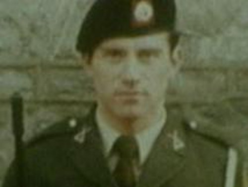 Michael McAleavey - Spent 25 years in jail