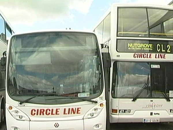 Circle Line - Bus firm going out of business