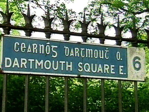 Darthmouth Square - Sold it in 2005