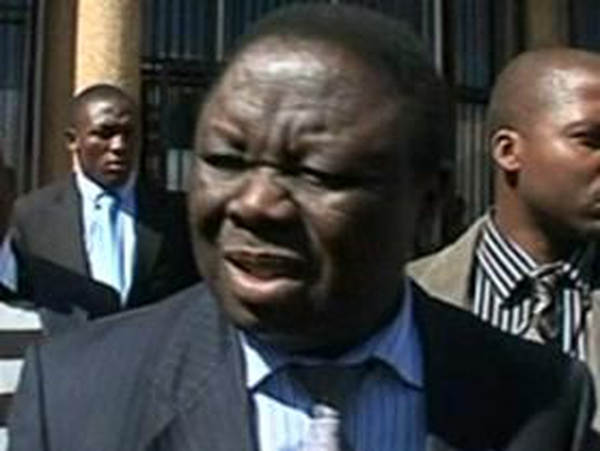 Morgan Tsvangirai - Death of grandson