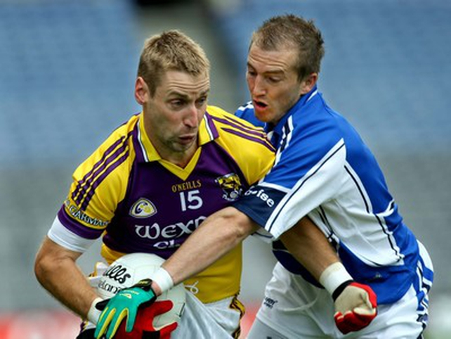 Mattie Forde was key to Wexford's victory over Laois at Croke Park today
