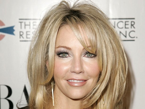 Heather Locklear arrested for domestic violence, battery on cops