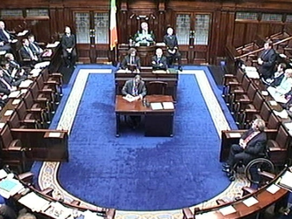 Dáil - To hear of budgetary position next week