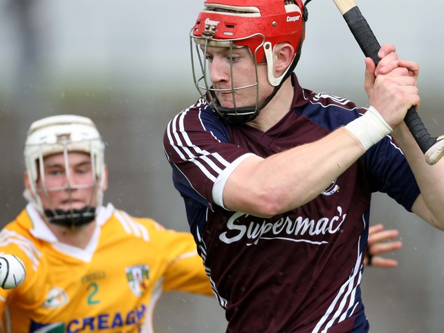 Joe Canning bagged two goals for Galway