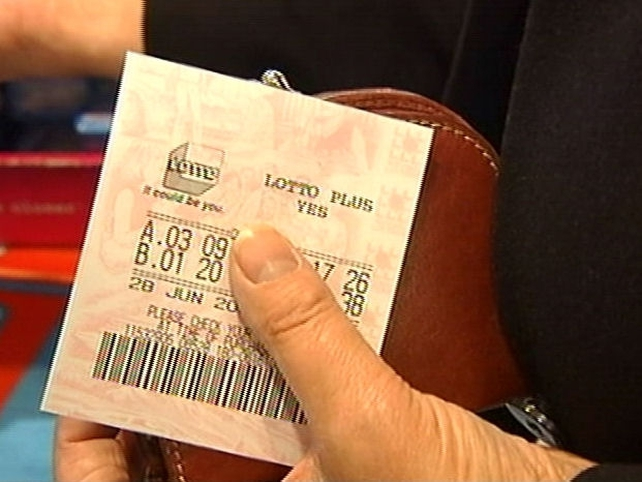 Lotto - Biggest-ever jackpot