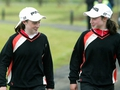 Maguire girls named in European team