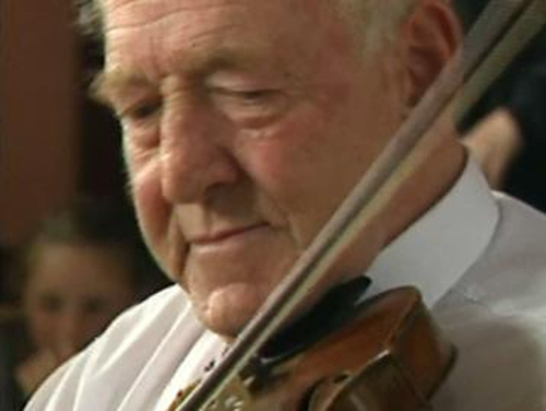 Paddy Canny - Renowned fiddle player dies