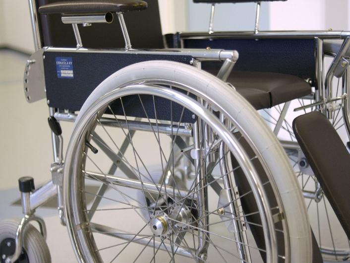 Wheelchair taxi's