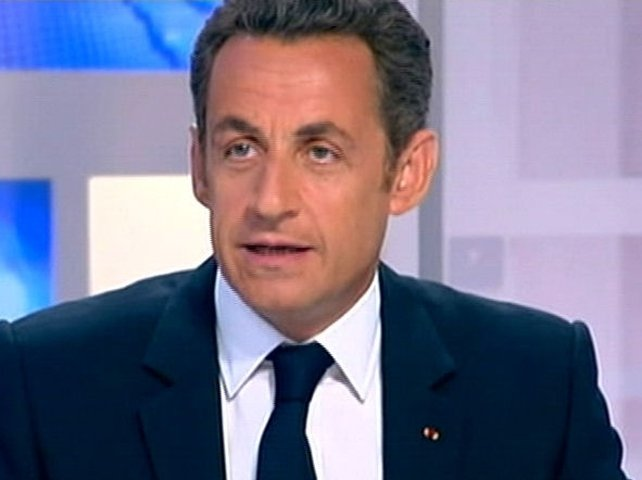 Nicolas Sarkozy - France takes over EU presidency today