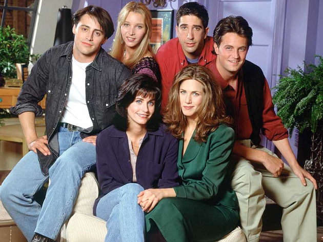 Friends - The stars are set to reunite for Friends film