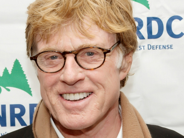 Redford - Honorary degree